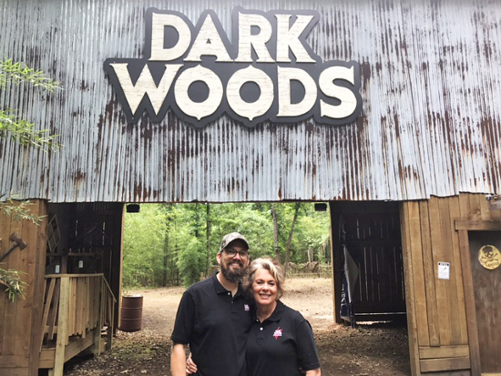 Travel - Dark Woods Haunted Attraction