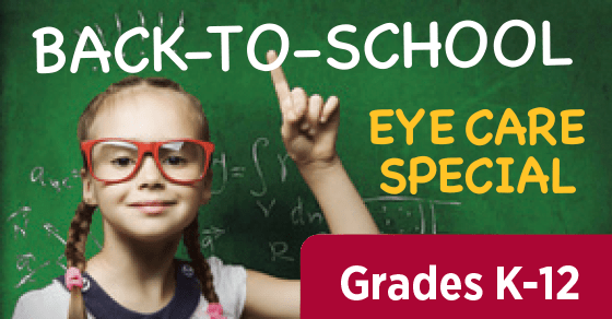 ADV-Back to School Eyey Care