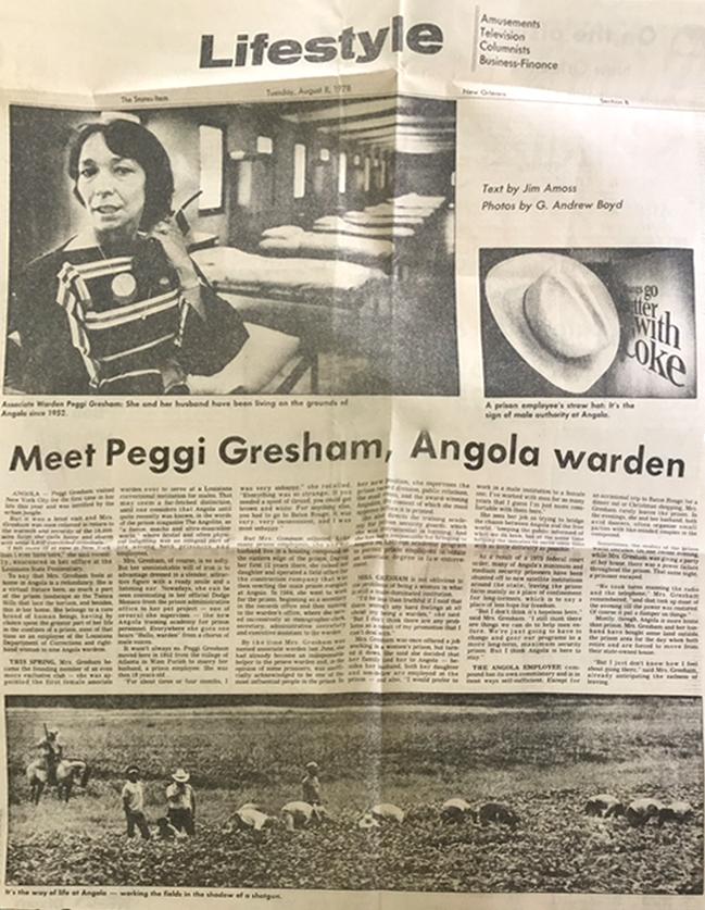 Peggi Gresham