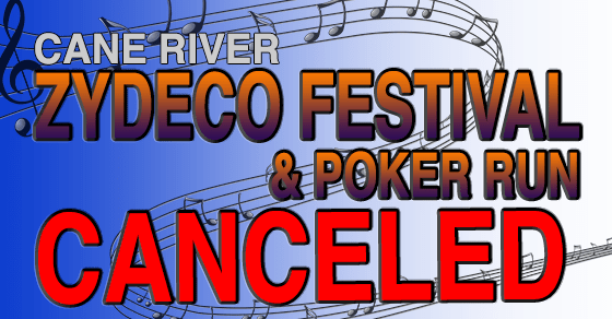 zydeco canceled