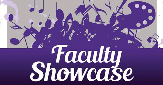 Faculty Showcase 2017