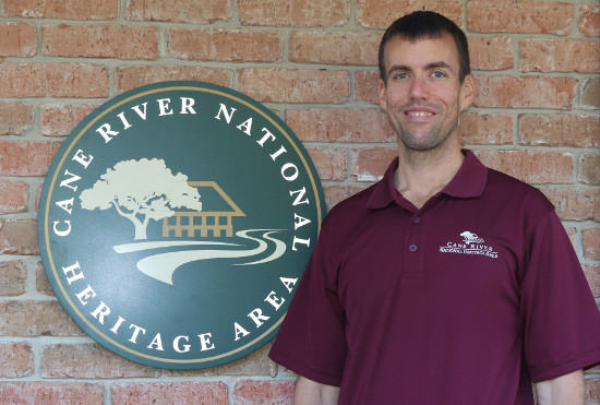 Michael Mumaugh, CRNHA Heritage Ranger