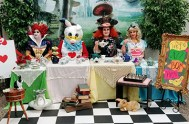BOM Alice in Wonderland