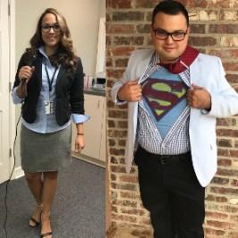 BOM Superman and Lois Lane