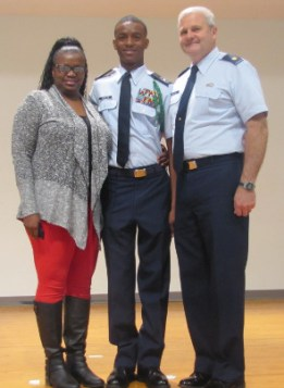 JROTC-winslow change of command
