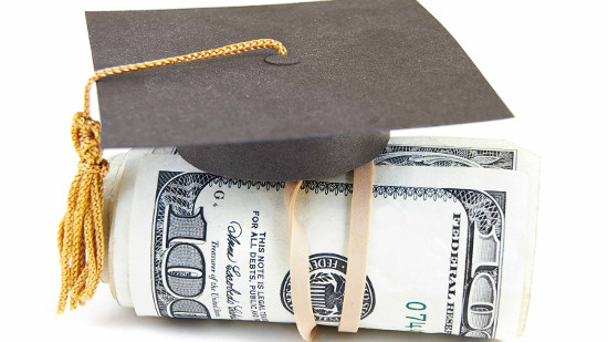 Grad-Cap-Roll-Money