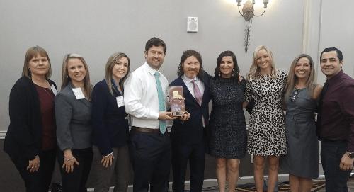 Holiday Inn Award