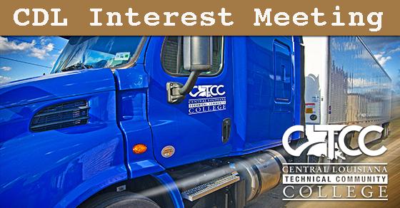CDL Interest Meeting