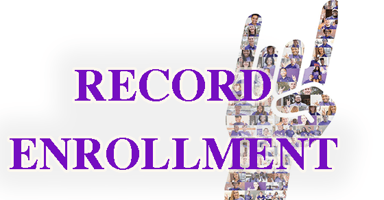 Record Enrollment