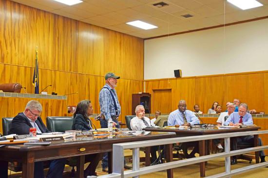 Parish Council March 19