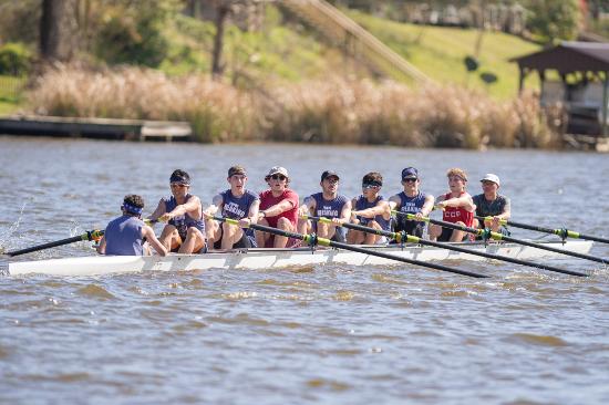 UT rowing