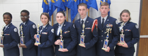 Cadet Trophies