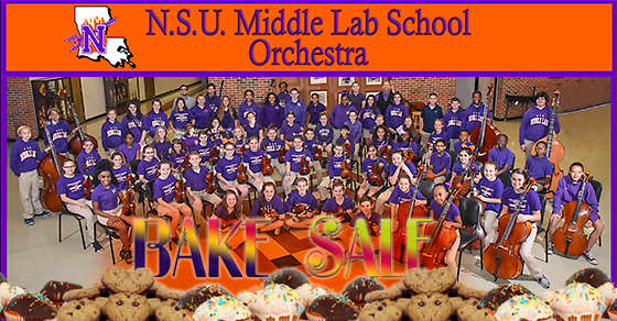 NSU Middle Lab Bake Sale