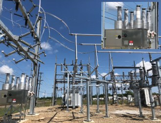 Infastructure Hwy 1 South Substation