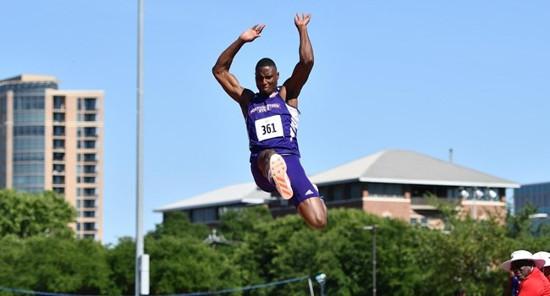 JaCorious Jeter Long Jump