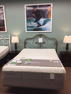 Warehouse Sale_Temperpedic Mattress
