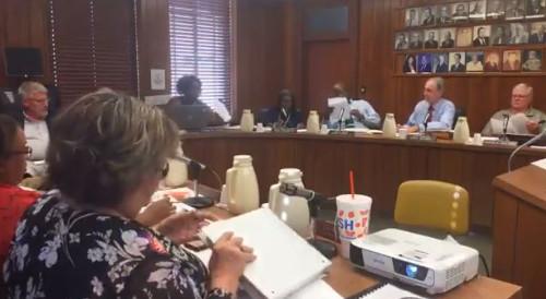 Parish Council Meeting 072318