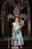 Pageant_April Rainbolt Little Miss Creole Belle Winner
