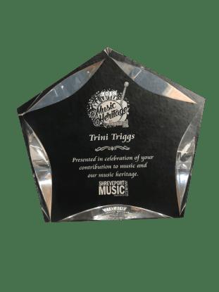 Trinni Triggs Award