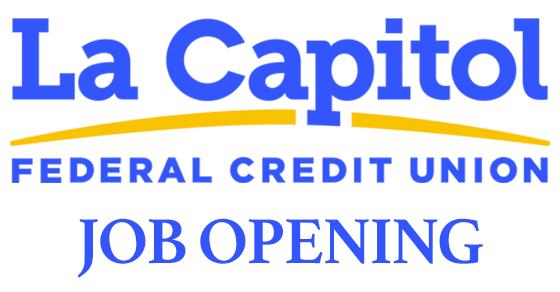 LaCap Job Opening