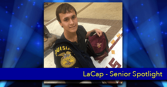 Senior Spotlight 09-2018