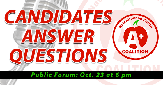 Candidates Answer Questions