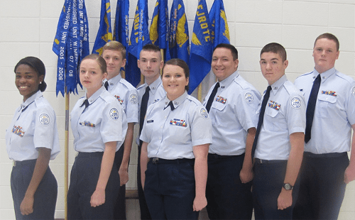 Lakeview Cadet Technical Sergeants