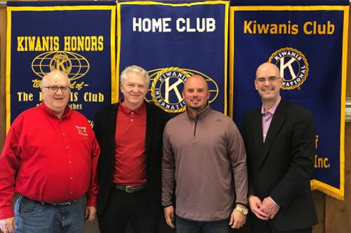 Kiwanis Club of Natchitoches met Nov29