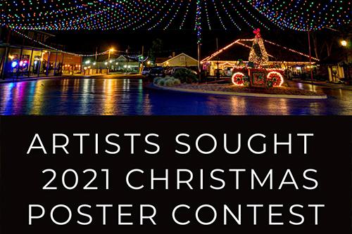 Natchitoches Christmas Festival Vendors 2021 Artist Sought For 2021 Christmas Festival Poster Natchitoches Parish Journal