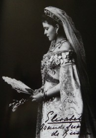 Empress Maria wearing a Bolin tiara