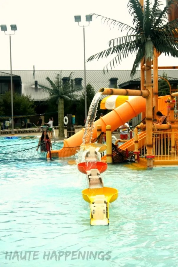 Fun for kids of all ages at Splash Island Waterpark in Indiana