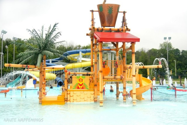 Review of Splash Island Waterpark in Plainfield, Indiana