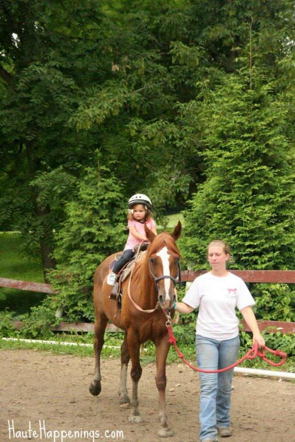 Pony Rides at Natural Valley Ranch