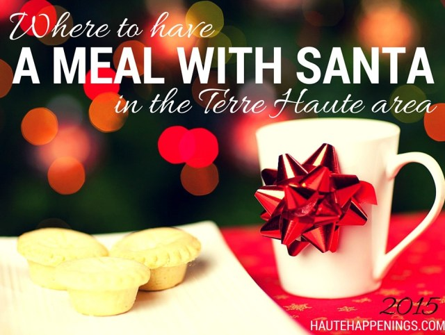 Where to have breakfast with Santa in Terre Haute and the Wabash Valley