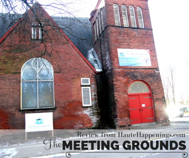 Places to take kids in Terre Haute: The Meeting Grounds Coffee House