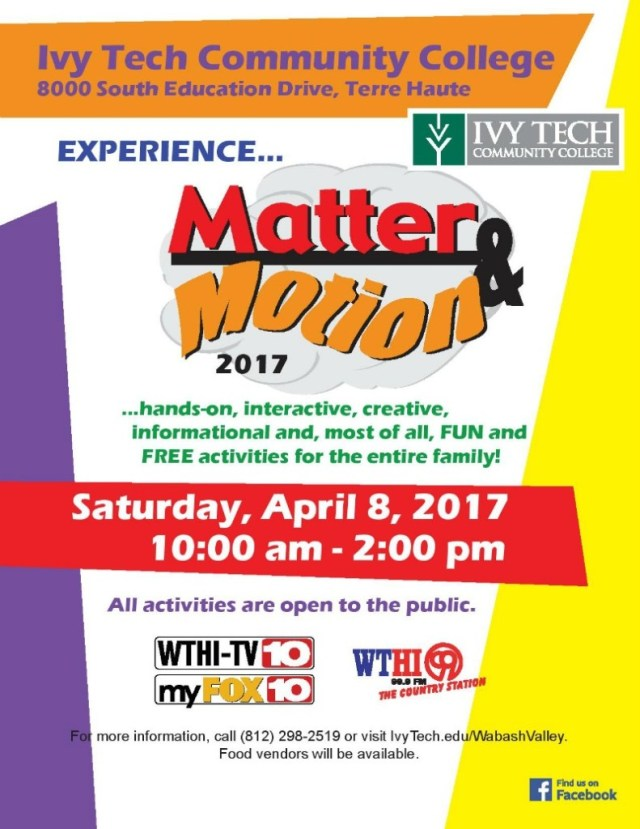 2017 Matter & Motion at Ivy Tech Terre Haute