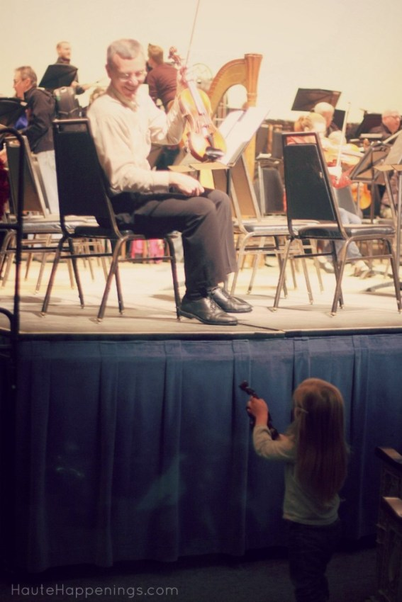 Classical Music for Kids! Take your kids to symphony rehearsals and family time concerts