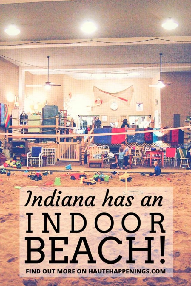 Indoor Beach in Indiana