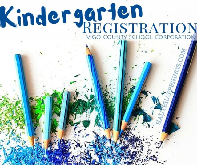 Vigo County School Corporation kindergarten registration