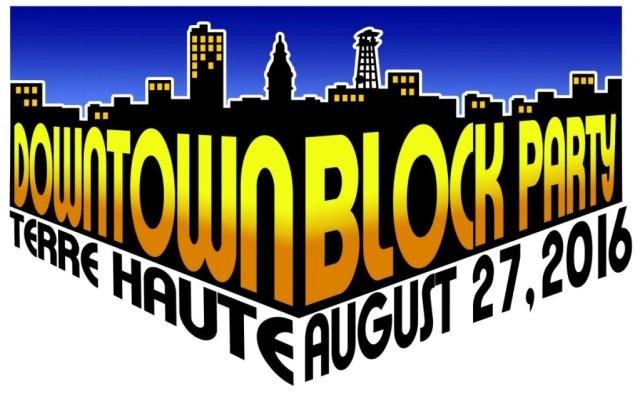 2016 Downtown Terre Haute Block Party