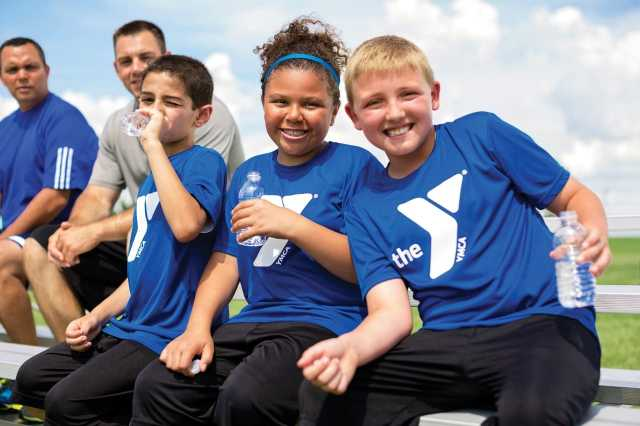 Spring Break Camps at Clay County and Vigo County YMCAs
