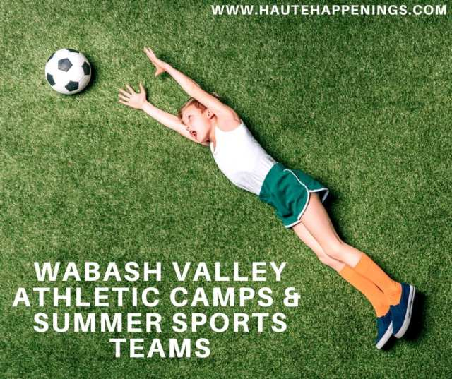 Athletic Camps and Sports Teams in Terre Haute and the Wabash Valley