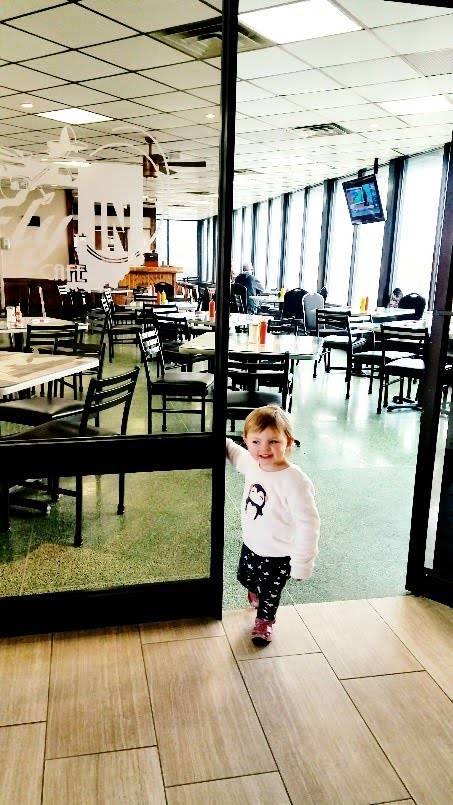 Restaurant at the Terre Haute Regional Airport