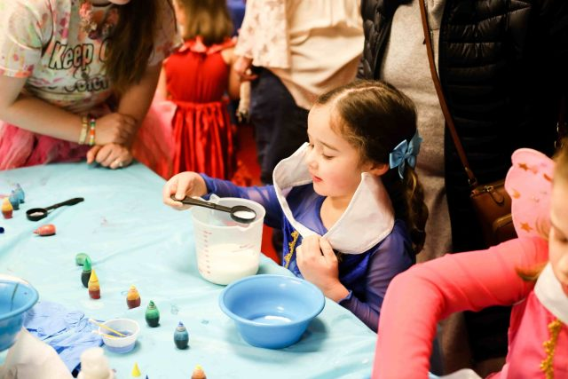 Fairy Tale Faire at the Children's Museum