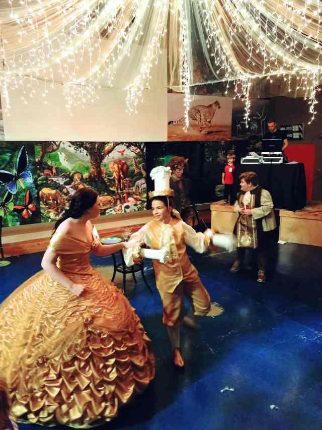 Fairy Tale Faire at the Terre Haute Children's Museum