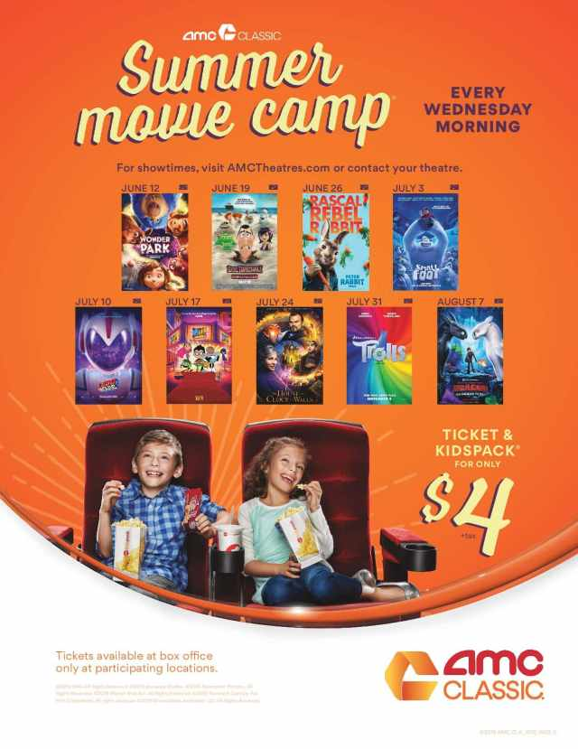 Summer Movies in the Wabash Valley