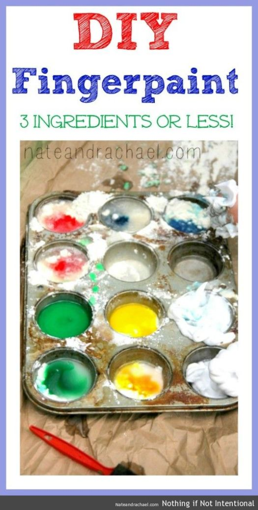 11 Super Simple Recipes For Homemade Paint All 3 Ings Or Less