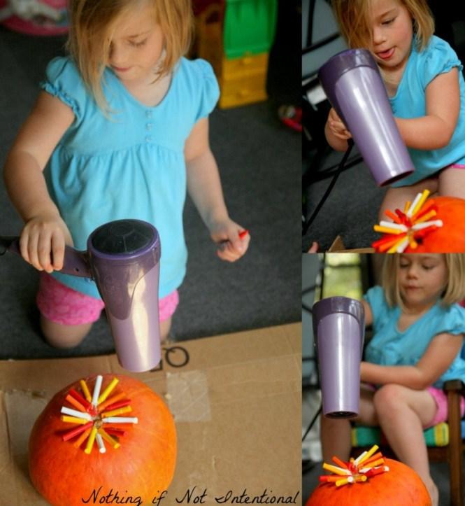 Pumpkin Crayon Photo Jennymayandswede Blo Com
