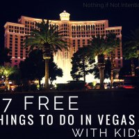 17 Fun and FREE Things to Do in Vegas with Kids!