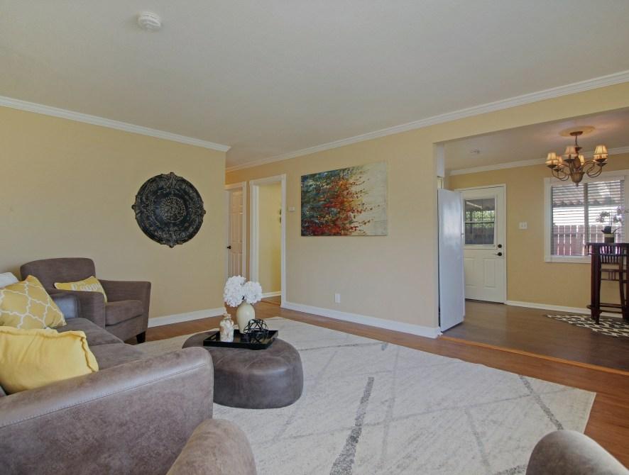 6 Living Room Toward Kitchen
